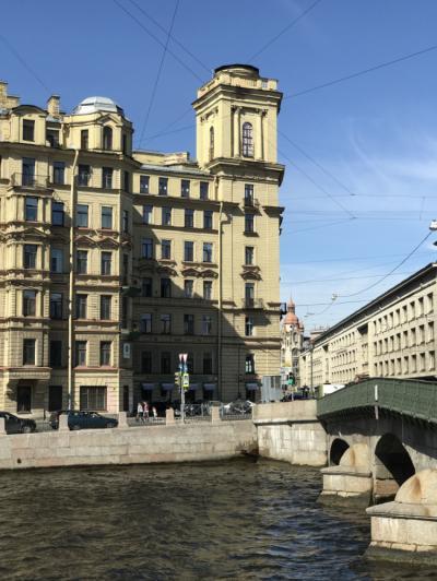 Hostele i Schroniska - Mini hotel Fontanka 127