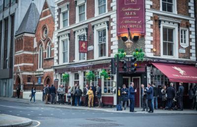 Hostele i Schroniska - St Christopher's Inn, Liverpool Street