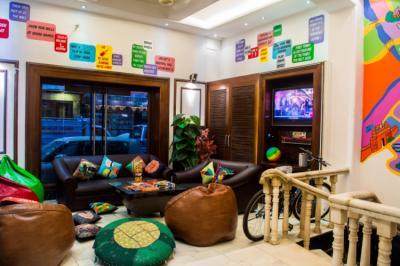 Hostele i Schroniska - Zostel Delhi