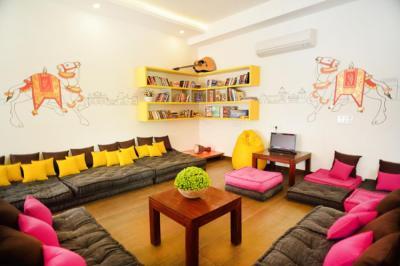Hostele i Schroniska - Zostel Jaipur
