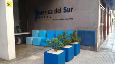 Hostele i Schroniska - America Del Sur Hostel Buenos Aires