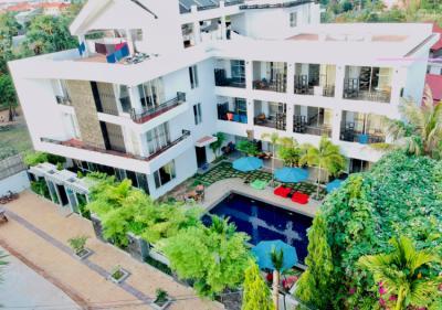 Hostele i Schroniska - The Hideout Hostel Siem Reap