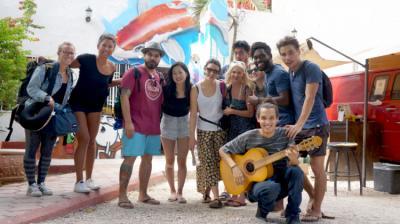 Hostele i Schroniska - Fiesta Party Hostel Cancun