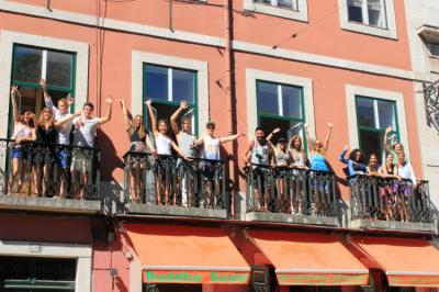 Hostele i Schroniska - Lookout Lisbon! Hostel