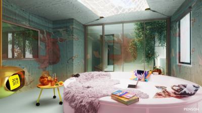 Hostele i Schroniska - JO&JOE Paris - Gentilly