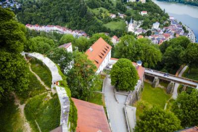 Hostele i Schroniska - HI Hostel Jugendherberge Passau