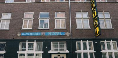Hostele i Schroniska - Hans Brinker Hostel Amsterdam