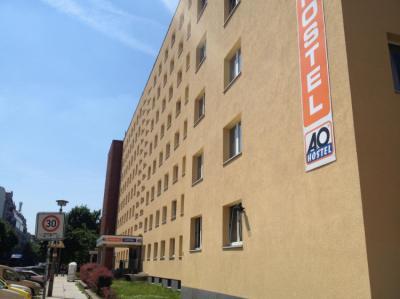 Hostele i Schroniska - A&O Berlin Mitte Hostel