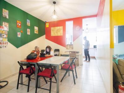 Hostele i Schroniska - No Limit Sagrada Hostel