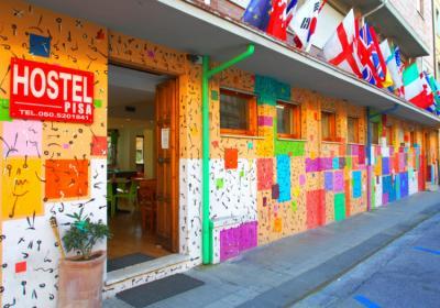 Hostele i Schroniska - Safestay Pisa