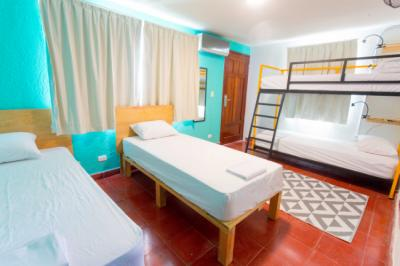 Hostele i Schroniska - Hostel Selina Cancun Downtown