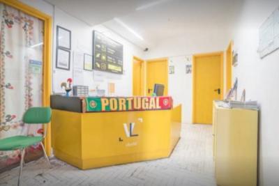 Hostele i Schroniska - Vistas de Lisboa Hostel