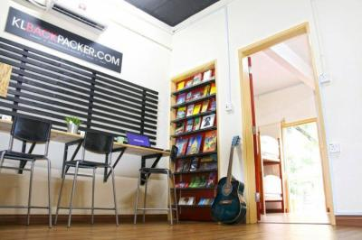 Hostele i Schroniska - Hostel KLBackpacker.com