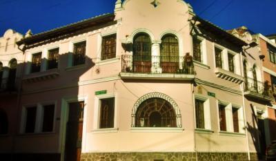 Hostele i Schroniska - Los Geranios de San Marcos Hostel