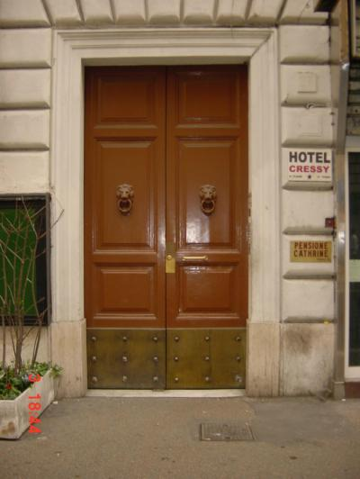 Hostele i Schroniska - Hostel Cressy