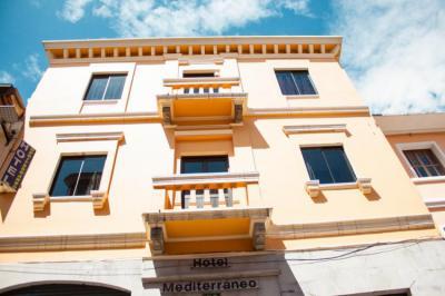 Hostele i Schroniska - Hostel Mediterraneo Quito
