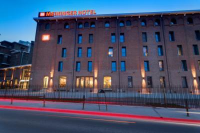 Hostele i Schroniska - MEININGER Hotels Bruxelles City Center