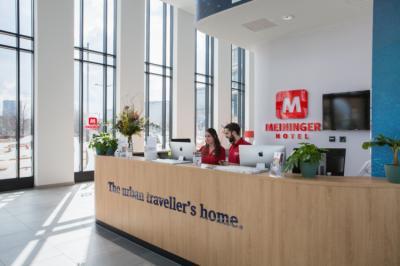 Hostele i Schroniska - MEININGER Hostel Amsterdam Amstel