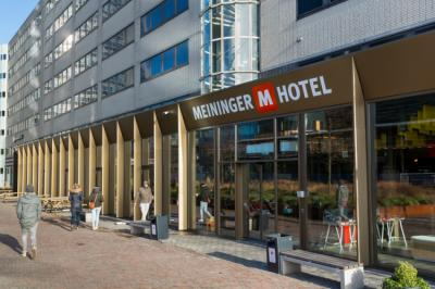 Hostele i Schroniska - MEININGER Hostel Amsterdam City West