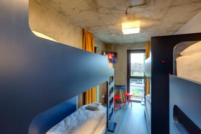 Hostele i Schroniska - MEININGER Hostel Berlin East Side Gallery