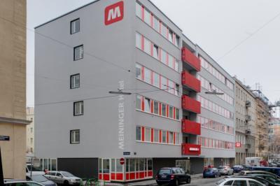 Hostele i Schroniska - MEININGER Hostel Vienna Downtown Sissi