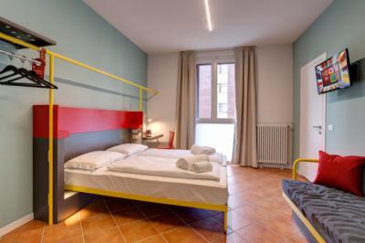 Hostele i Schroniska - MEININGER Hostel Milano Garibaldi