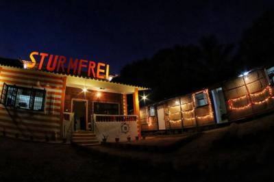 Hostele i Schroniska - Sturmfrei Hostel Goa