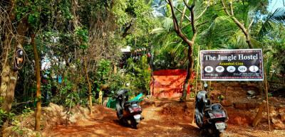 Hostele i Schroniska - The Jungle Hostel