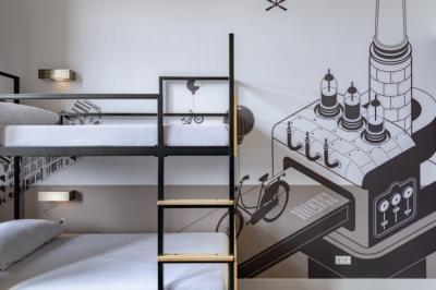 Hostele i Schroniska - Hostel Stayokay Amsterdam Oost