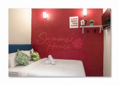 Hostele i Schroniska - Hostel Summer House Bukit Bintang