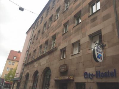 Hostele i Schroniska - City Hostel Nuernberg