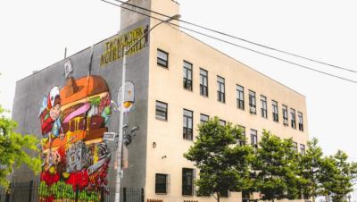 Hostele i Schroniska - NY Moore Hostel