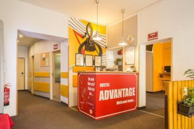 Hostele i Schroniska - Hostel Advantage