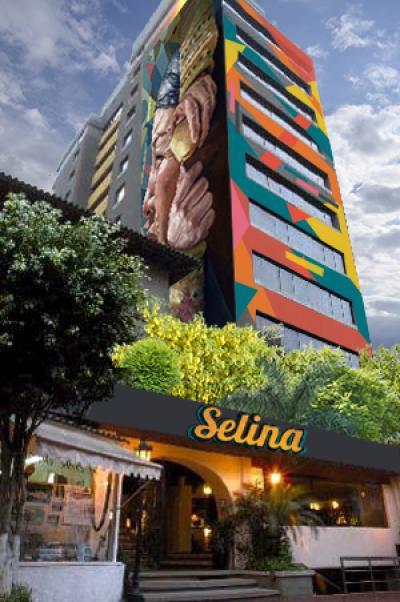 Hostele i Schroniska - Selina Miraflores Lima