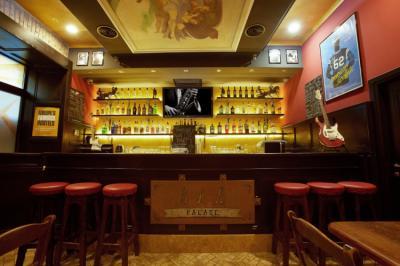 Hostele i Schroniska - Alessandro Palace Hostel & Bar