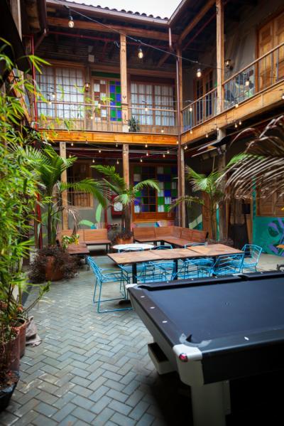 Hostele i Schroniska - Selina La Candelaria Bogota