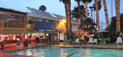 Hostele i Schroniska - Backpackers Paradise Hostel Los Angeles