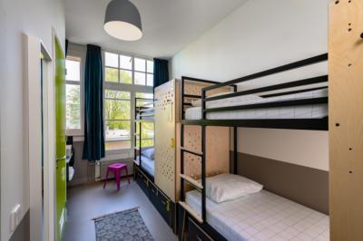 Hostele i Schroniska - Hostel Stayokay Amsterdam Vondelpark