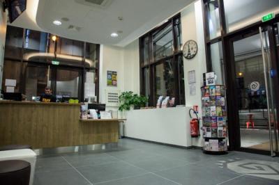 Hostele i Schroniska - St Christopher's Inn Gare Du Nord