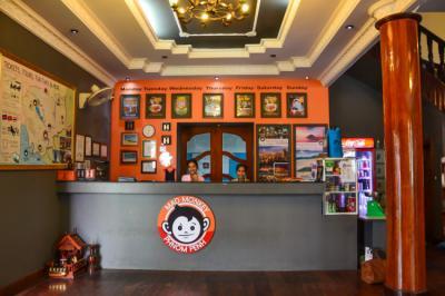 Hostele i Schroniska - Mad Monkey Hostel Phnom Penh