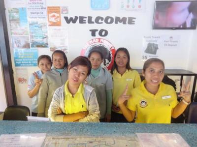 Hostele i Schroniska - Mad Monkey Hostel Siem Reap