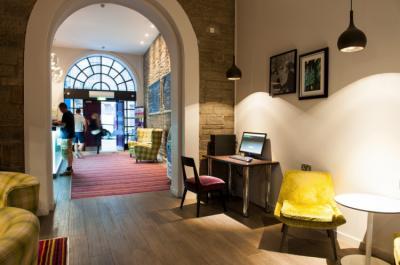 Hostele i Schroniska - Safestay Edinburgh