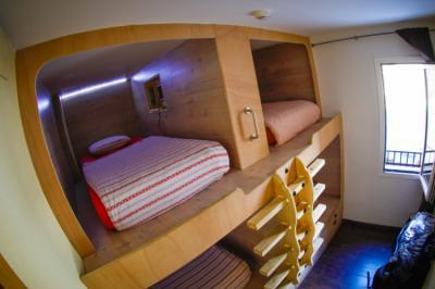 Hostele i Schroniska - Hostel One Paralelo