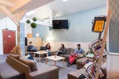 Hostele i Schroniska - Trendy hostel