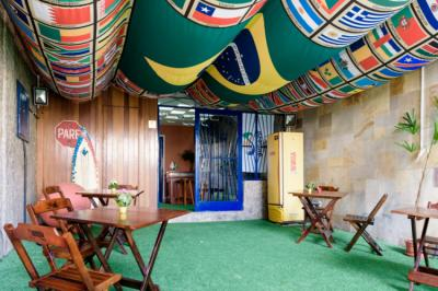 Hostele i Schroniska - Maracana Hostel Vila Isabel