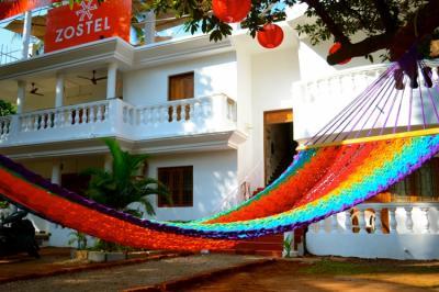 Hostele i Schroniska - Zostel Goa