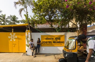 Hostele i Schroniska - Zostel Mumbai
